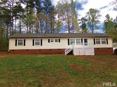 Chatham County Single Family Home For Sale: 912 Tanglewood Drive