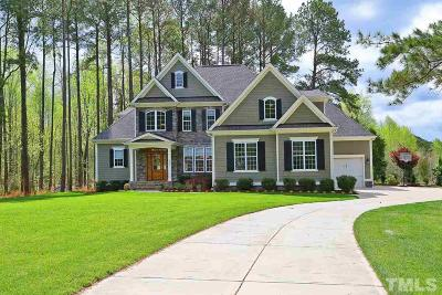 Chatham County Single Family Home For Sale: 302 Fieldstone Lane