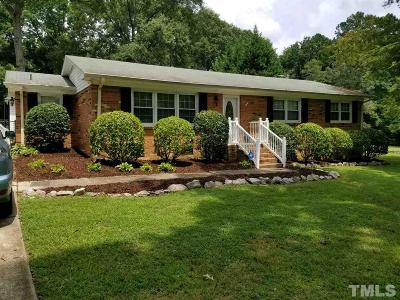 Durham Single Family Home For Sale: 507 Kingsbury Drive
