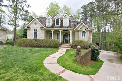Wake Forest Single Family Home For Sale: 923 Jones Wynd