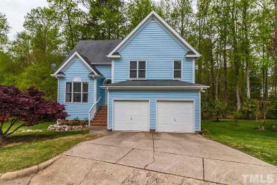 Raleigh Single Family Home For Sale: 1428 Opal Court