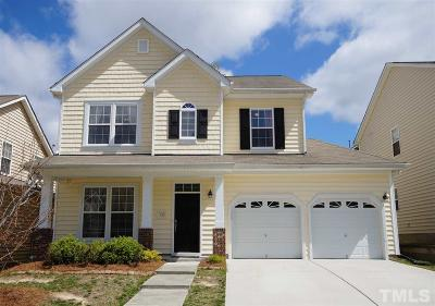 Rolesville Single Family Home For Sale: 810 Shefford Town Drive