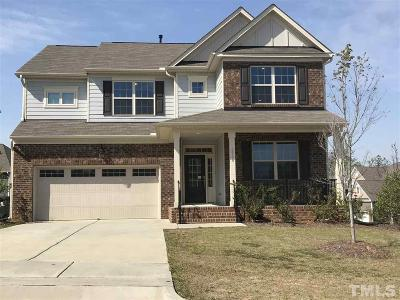 Apex Single Family Home For Sale: 2700 Elk Knob Trail