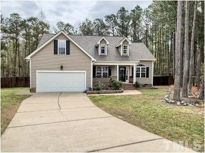 Youngsville Single Family Home For Sale: 95 Spicetree Court