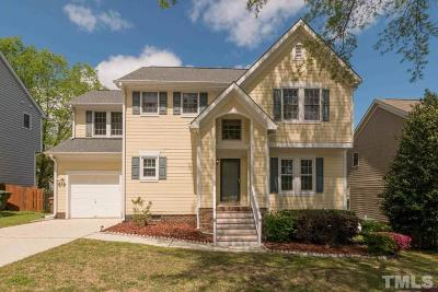 Cary Single Family Home For Sale: 211 Old Dock Trail