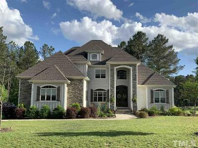 Clayton Single Family Home For Sale: 28 Valentino Court