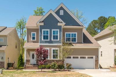 Apex Single Family Home For Sale: 5441 Moneta Lane