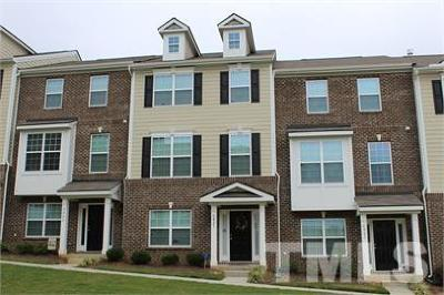 Holly Springs Rental For Rent: 6023 Kentworth Drive