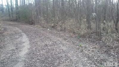 Harnett County Residential Lots & Land For Sale: Red Hill Church Road