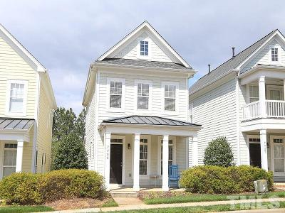 Raleigh Single Family Home For Sale: 7725 Acc Boulevard