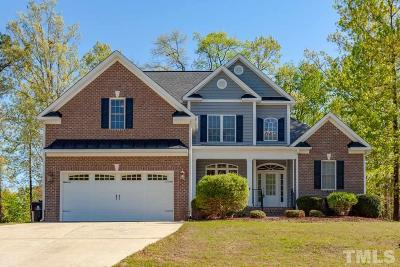 Sanford NC Single Family Home For Sale: $269,900