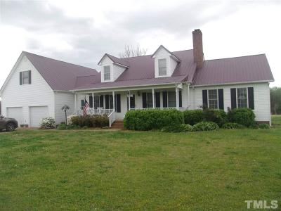 Single Family Home Pending: 311 Nettie Weaver Road