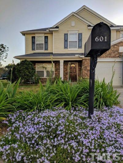 Durham Single Family Home For Sale: 601 Conover Road