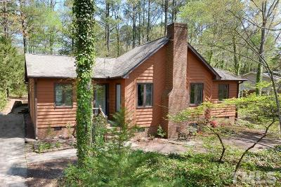 Durham Single Family Home For Sale: 5315 McCormick Road