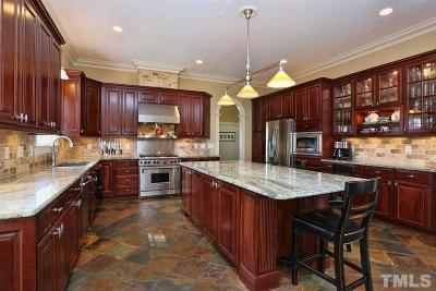 The Preserve At Jordan Lake Single Family Home For Sale: 11 Wood Duck Court