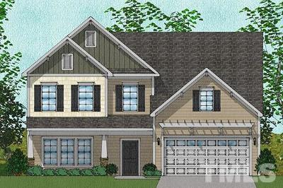 Knightdale Single Family Home For Sale: 4616 Stony Falls Way #Lot 171