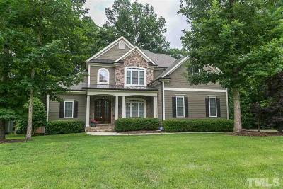 Raleigh Single Family Home For Sale: 4313 Coldwater Springs Drive