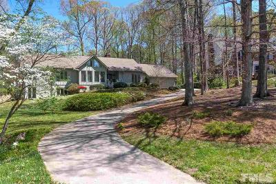 Raleigh NC Single Family Home For Sale: $619,000