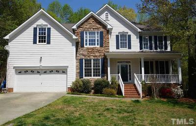 Durham Single Family Home For Sale: 708 Continental Drive