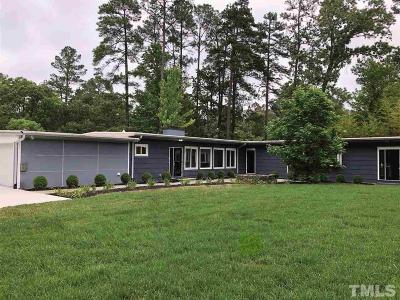 Durham Single Family Home For Sale: 2401 Perkins Road