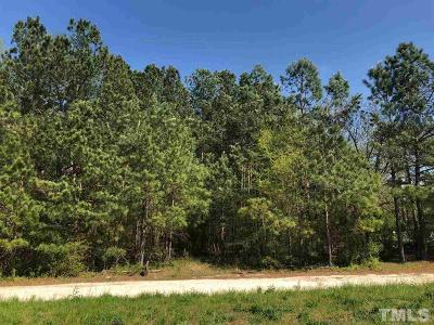 Wendell Residential Lots & Land Contingent: Eunice Lane