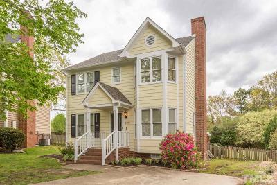 Raleigh Single Family Home For Sale: 4309 Warfield Place