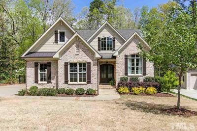 Raleigh Single Family Home Pending: 3514 Andrews Lane