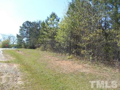 Wake County Commercial Lots & Land For Sale: 5320 Shadow Valley Road