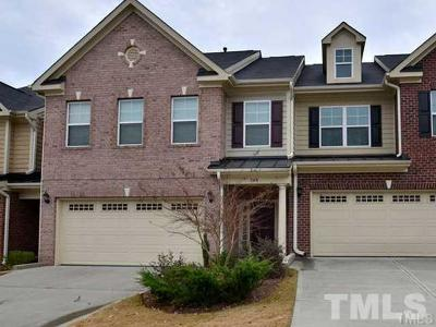 Cary Rental For Rent: 249 Langford Valley Way