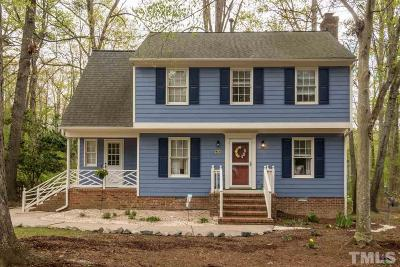 Durham Single Family Home For Sale: 400 Old Fox Trail