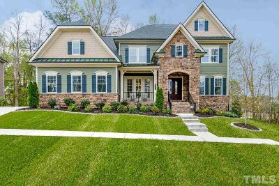 Cary Single Family Home For Sale: 8541 Broderick Place
