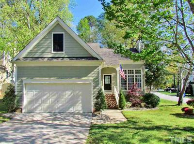 Wake County Single Family Home For Sale: 1433 Deltona Drive
