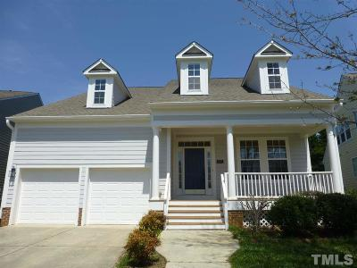 Chapel Hill Single Family Home Pending: 128 North Fields Circle