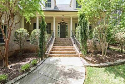 Franklinton Single Family Home For Sale: 20 Flagstone Court