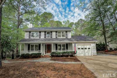 Raleigh Single Family Home For Sale: 7401 Rolling Dale Court