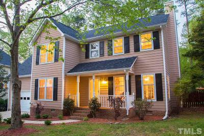Cary Single Family Home Pending: 118 Mariposa Drive
