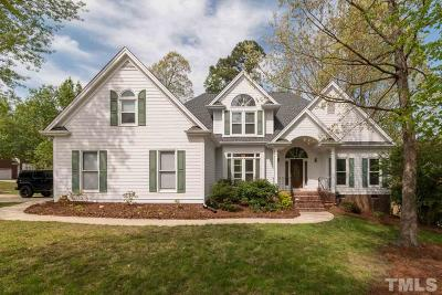 Wake County Single Family Home For Sale: 101 Haywood Hall Lane