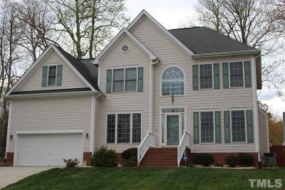 Durham Single Family Home For Sale: 3 Corktree Court