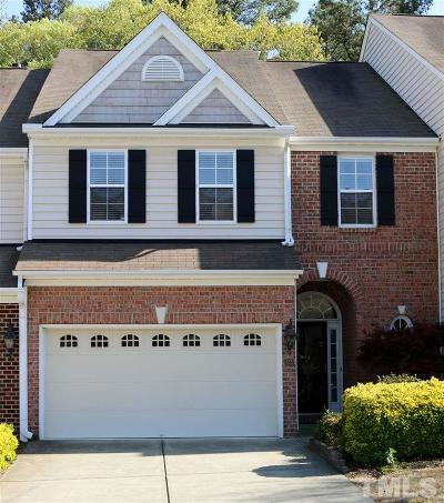 Raleigh Single Family Home For Sale: 13222 Ashford Park Drive