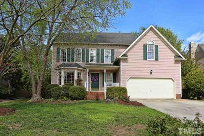 Cary Single Family Home For Sale: 204 Lippershey Drive