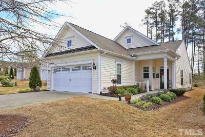 Cary Single Family Home Pending: 330 Bickerton Court