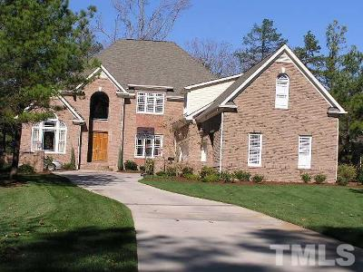 Chapel Hill Single Family Home For Sale: 12085 Morehead