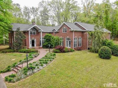 Sanford NC Single Family Home For Sale: $589,000