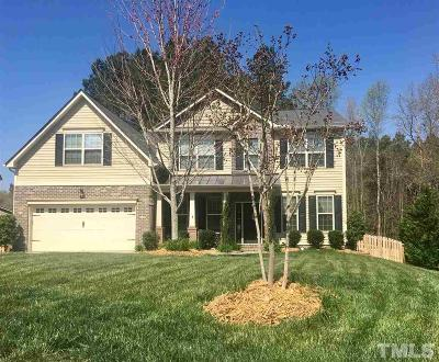 Wake Forest Single Family Home For Sale: 6505 Conaway Court