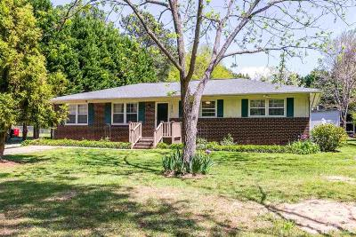 Apex Single Family Home For Sale: 8017 Deer Meadow Drive