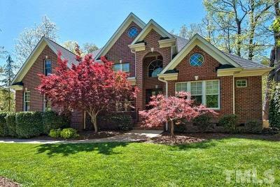 Chapel Hill Single Family Home For Sale: 124 Colfax Drive
