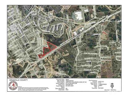 Granville County Commercial Lots & Land For Sale: Outer Loop Road