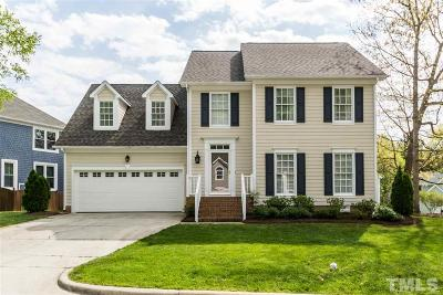 Cary Single Family Home For Sale: 105 Windance Court