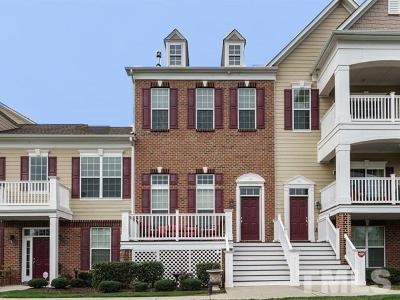 Raleigh Condo For Sale: 10410 Sablewood Drive #111