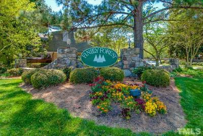 Chapel Hill Condo For Sale: 226 Finley Forest Drive #226